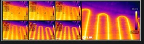 Thermal Imaging Radiant Floors